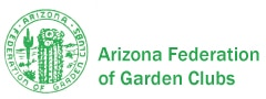 Arizona Federation of Garden Clubs Logo