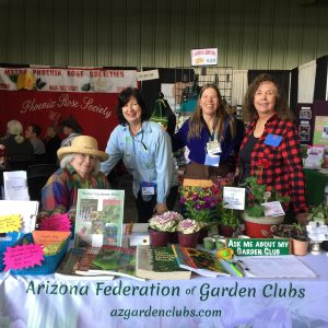 Phoenix Home And Garden Show 2020.Afgc Booth At Home Garden Show 2020 Arizona Federation